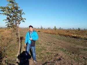 Growing walnuts